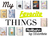 「My Favorite Things Rollbahn by 10 Artists」特別アイテム 入荷