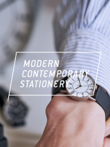特集「Modern Contemporary Stationery」