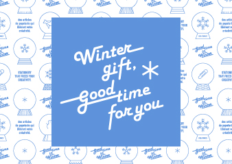 【WEB SHOP】「Good time in Winter」フェア開催のお知らせ